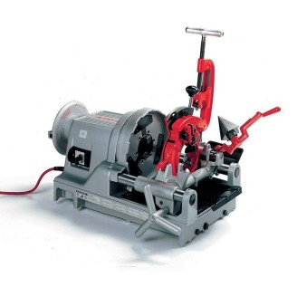Model 1233 115 V, 50 – 60 Hz Universal Threading Machine