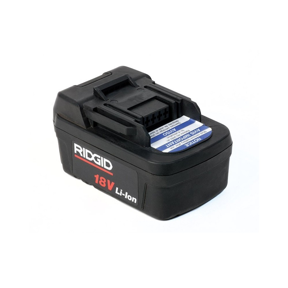 18 V 2.0 Ah Li-Ion Battery Pack