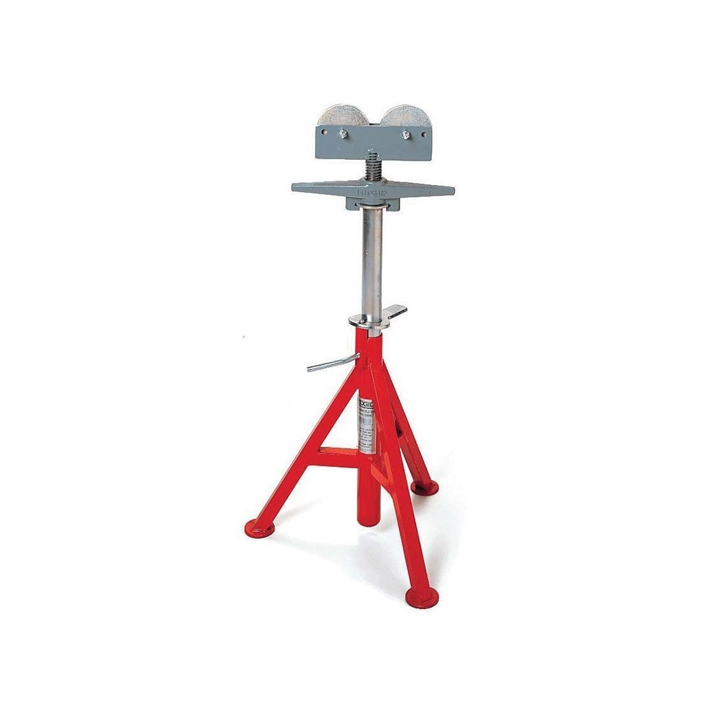 RJ-98 Roller Head Low Pipe Stand
