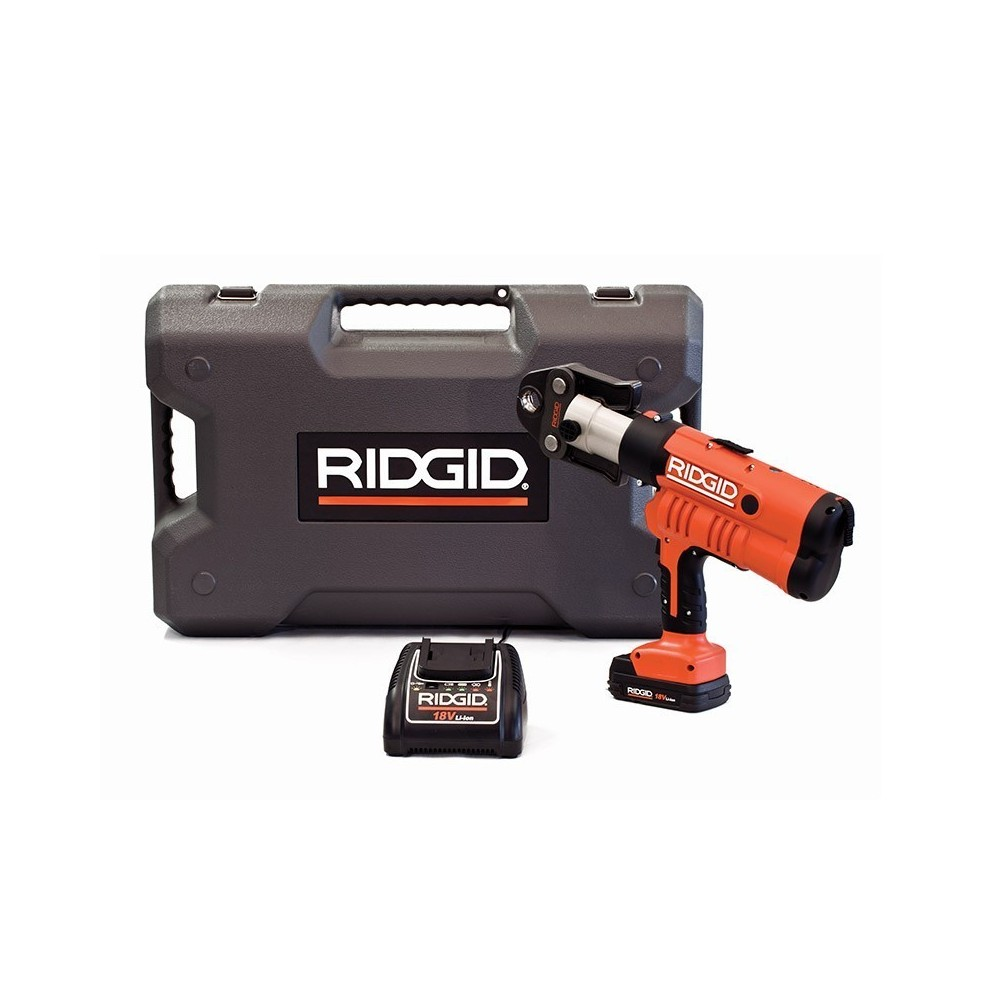 RP 340-B+Case+Battery+Charger Press Tool