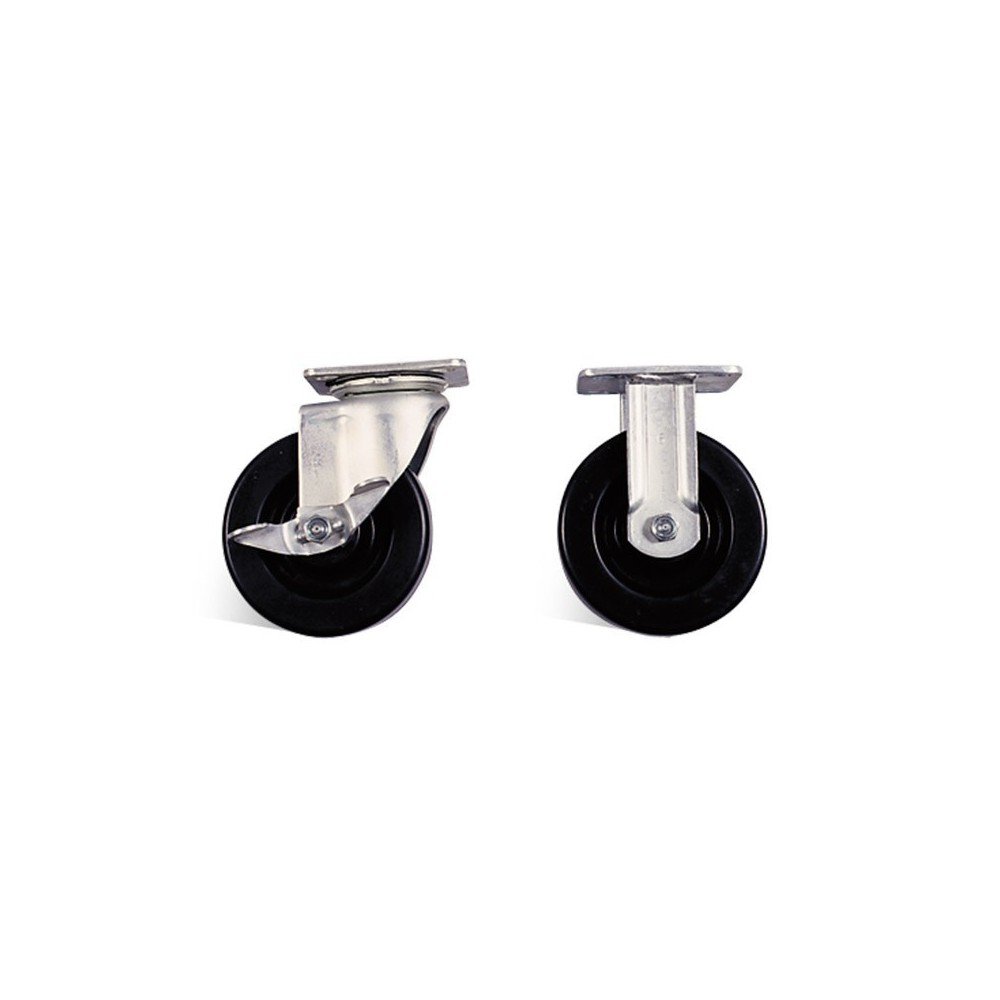 150mm Casters