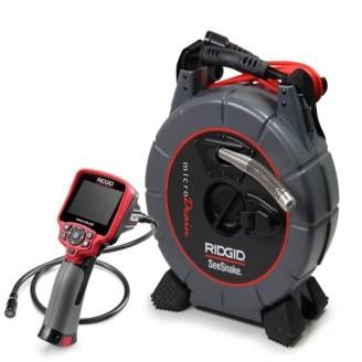 RIDGID MicroDrain 20m with CA330 Camera