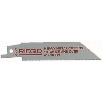 D-980 Non-Ferrous Metals, Galvanised Steel Pipe Tubing 4 inch Saw Blades