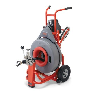 K-7500 w/C-24 Machine, Standard Accessories and 0.625 inch (16 mm) x 100 ft. (30,5 m) Inner Core Cable