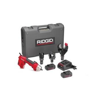 RE 60 Electrical Tool Kit w/SC-60B Scissor Cutter, LR-60B Latching Round Crimp Head and PH-60B Punch Head