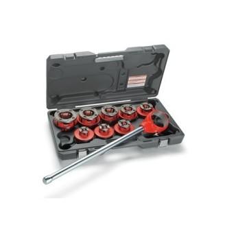 Model 11-R 0.375 – 1.25 inch RH Threader & Plastic Case