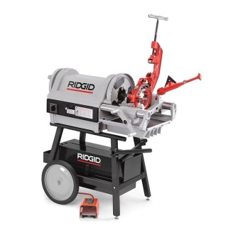 "RIDGID 1224 ½""-4"" BSPT 50HZ 220V Threading Machine"