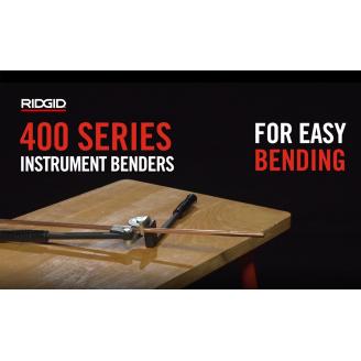 406 Instrument Bender