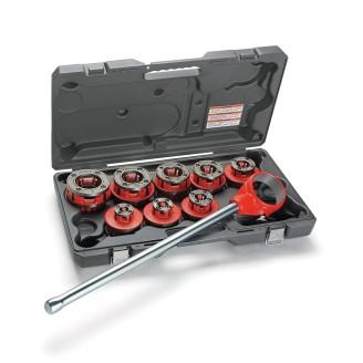 Model 11-R 0.375 – 2 inch RH Threader & Plastic Case