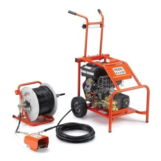 KJ-3100 Jetter with Pulse